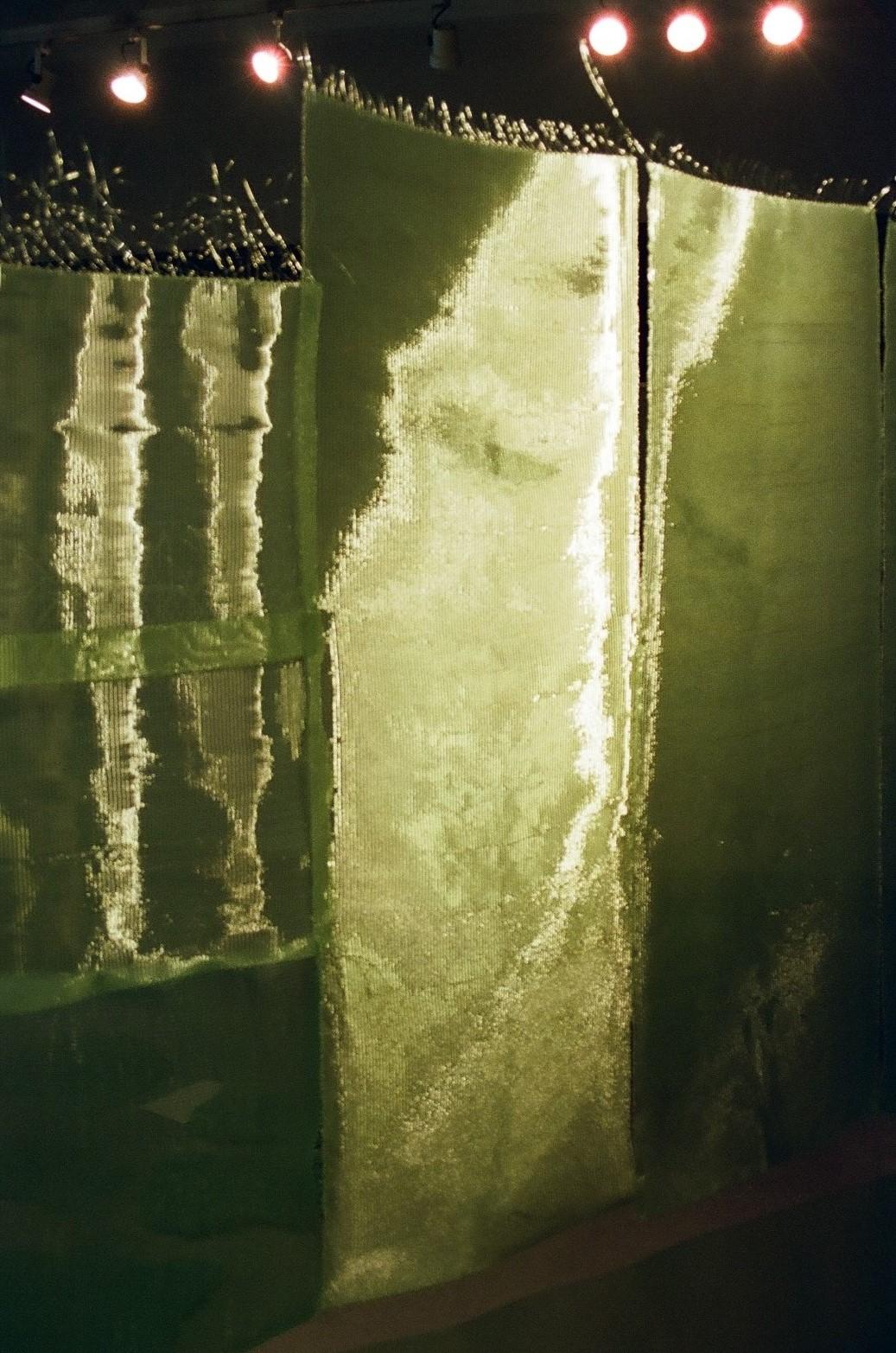 Yoko Tamura Fiber Art Exihibition 2002-untitled-