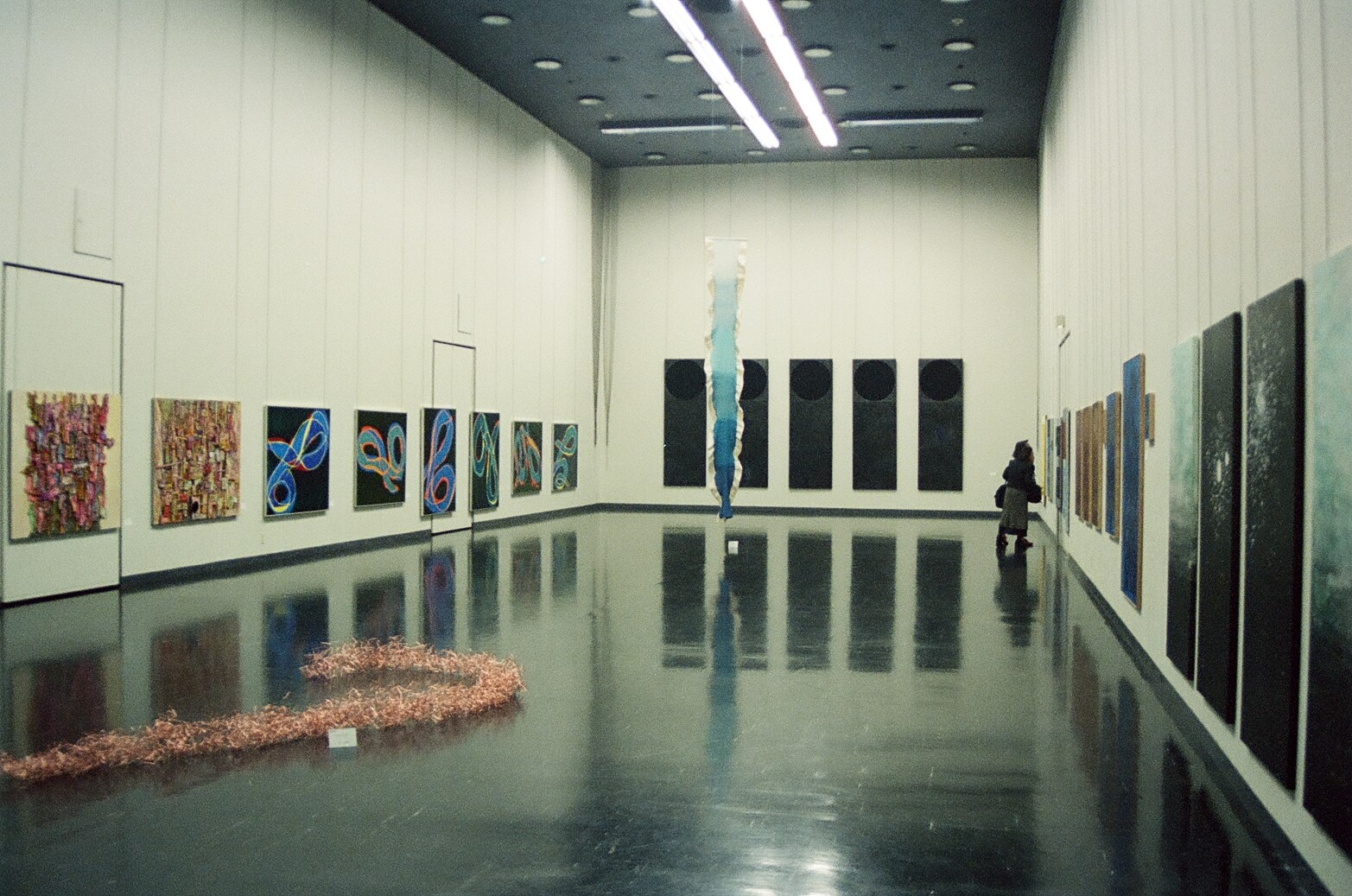 Hokkaido Abstract Artists Association Joint Exhibition in 2004