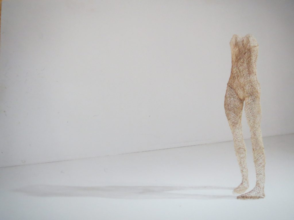 HOKKAIDO THREE-DIMENSIONAL ART '10-karada no kioku-the body tells traces of the life