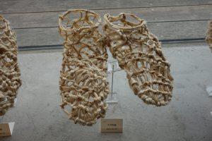 記憶する足形 #3 今井和義