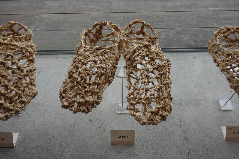 記憶する足形 #15 小宮山和子